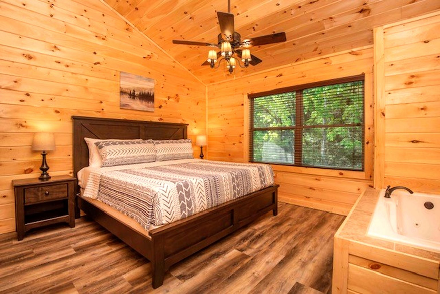 Cabin Bedroom Cleaning Services