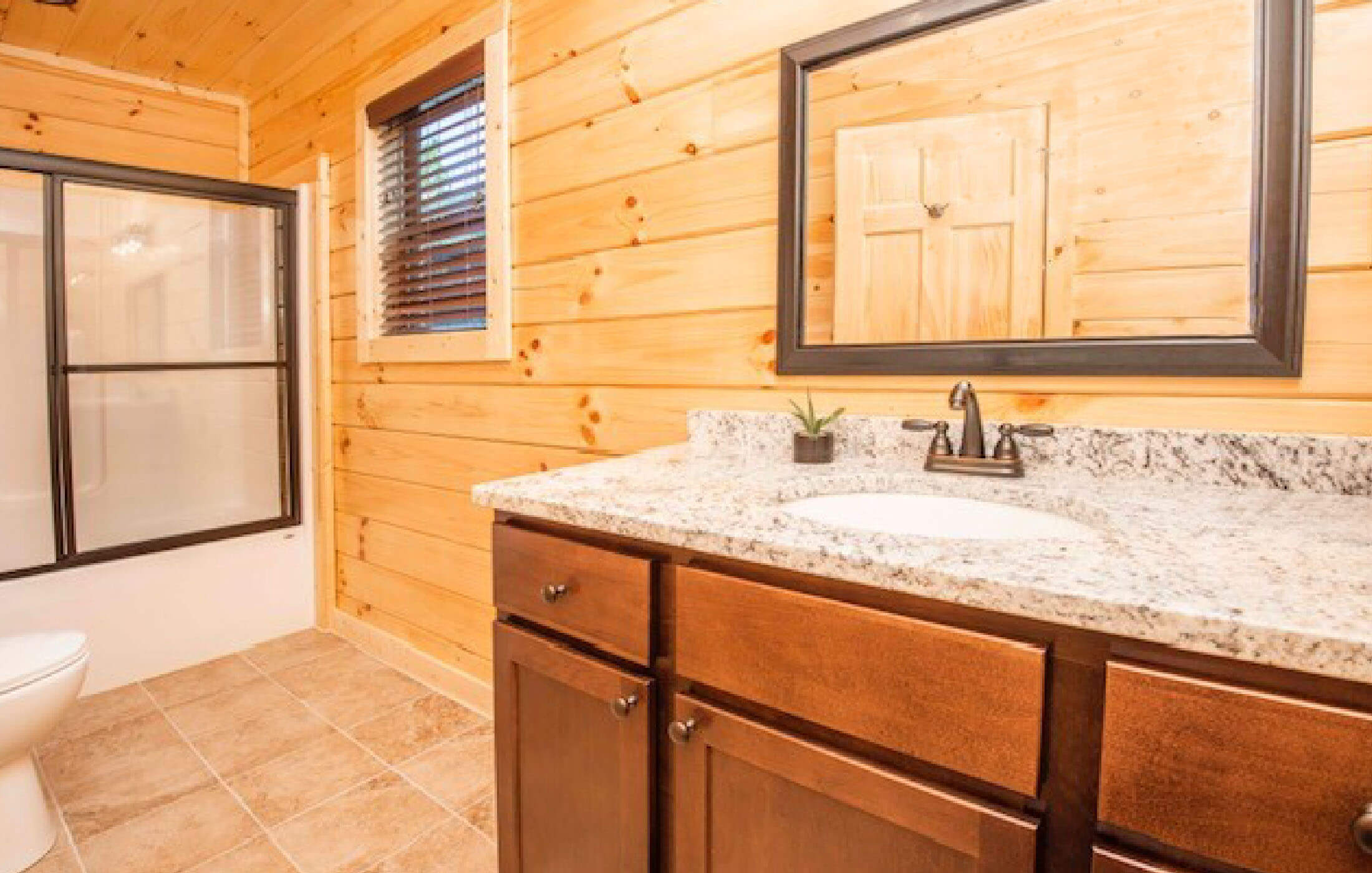 Cabin Bathroom Cleaning Services