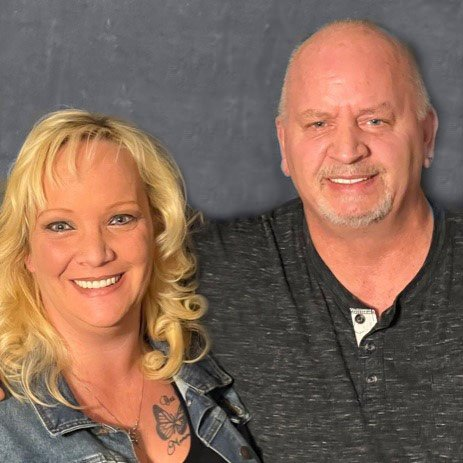 Lesley and Rick Spears - Owners of Feels Just Like Home